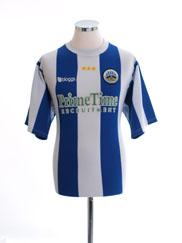 2001-02 Huddersfield Town Home Shirt M