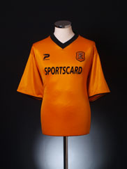 2001-02 Hull City Home Shirt XL