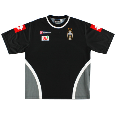 2001-02 Juventus Lotto Training Shirt L
