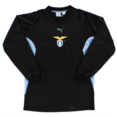 2001-02 Lazio Training Shirt L