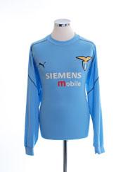 2001-02 Lazio Training Shirt XL