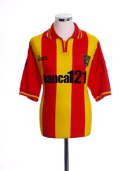 2001-02 Lecce Home Shirt *As New* L