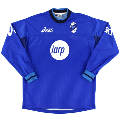 2001-02 Lecco Training Shirt L/S M