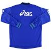 2001-02 Lecco Training Shirt L/S M