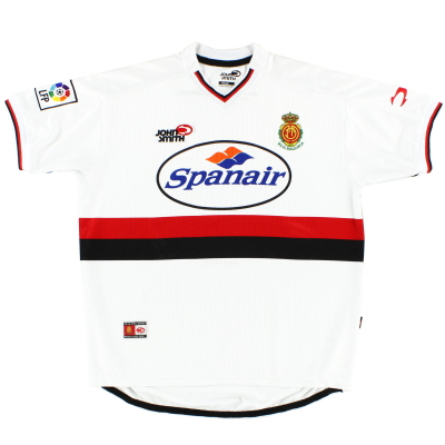 2001-02 Mallorca Away Shirt L