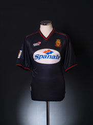 2001-02 Mallorca Third Shirt M