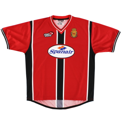 2001-02 Mallorca CL Home Shirt M