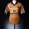 2001-02 Manchester United Centenary Reversible Away Shirt XL