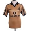 2001-02 Manchester United Centenary Reversible Away Shirt L