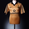 2001-02 Manchester United Centenary Reversible Away Shirt M