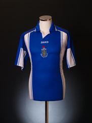 2001-02 Merthyr Tydfil Away Shirt M/L