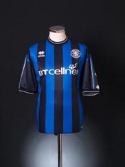 2001-02 Middlesbrough Away Shirt *Mint* XL