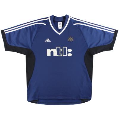 Retro Newcastle Shirt