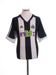 2001-03 Newcastle Home Shirt M