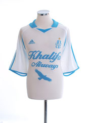2001-02 Olympique Marseille Home Shirt XL