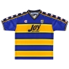 2001-02 Parma Away Shirt Nakata #10 M