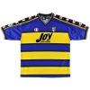 2001-02 Parma Home Shirt Sensini #6 L