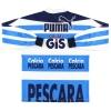 2001-02 Pescara Training Shirt L/S XL