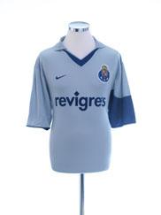 2001-02 Porto Away Shirt M