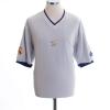 2001-02 Real Madrid Centenary Third Shirt S