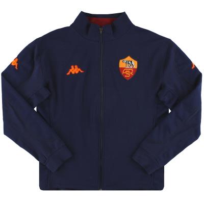 2001-02 Roma Kappa Track Jacket L