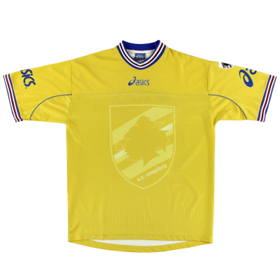 2001-02 Sampdoria Training Shirt L