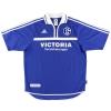 2001-02 Schalke Home Shirt Agali #22 L