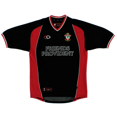 2001-02 Southampton Away Shirt S
