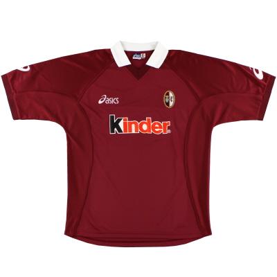 2001-02 Torino Home Shirt XL
