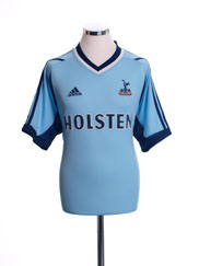 2001-02 Tottenham Away Shirt L