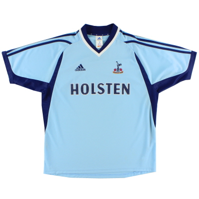 2001-02 Tottenham adidas Away Shirt L
