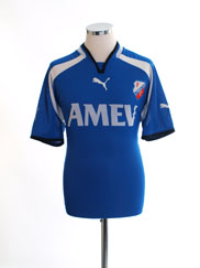 2001-02 Utrecht Away Shirt XL