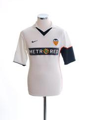 2001-02 Valencia Home Shirt XS