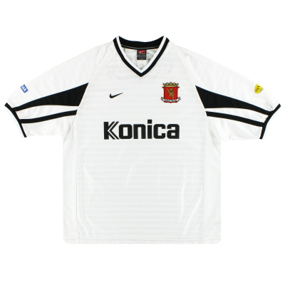 2001-02 Valletta Nike Home Shirt L