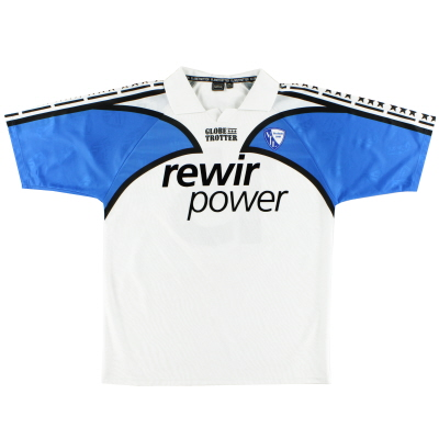 2001-02 VfL Bochum Home Shirt #15 XL
