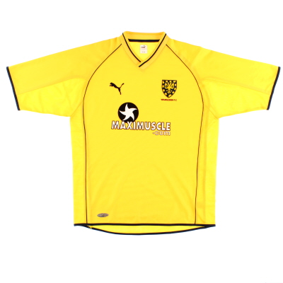 AFC Wimbledon  Away shirt  (Original)