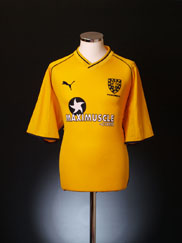2001-02 Wimbledon Away Shirt XL