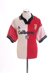 2001-02 Woking Home Shirt XL