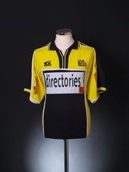 2001-02 Young Boys Home Shirt L