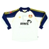 2001-03 Bayer Leverkusen Match Issue Shirt Lucio #3 L/S XL