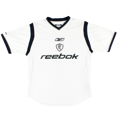 2001-03 Bolton Reebok Home Shirt