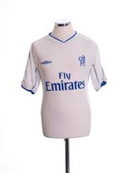 2001-03 Chelsea Away Shirt L.Boys