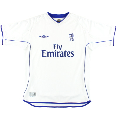 2001-03 Chelsea Umbro Away Shirt L