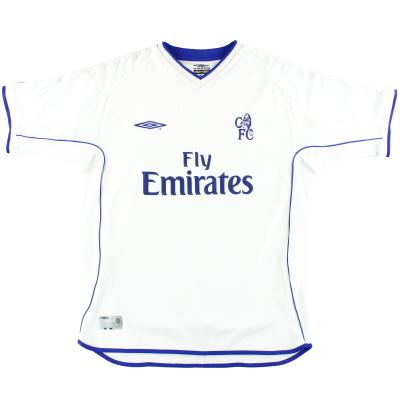 2001-03 Chelsea Umbro Away Shirt L