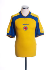 2001-03 Colombia Home Shirt S