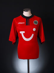 2002-03 Hannover 96 Home Shirt XL