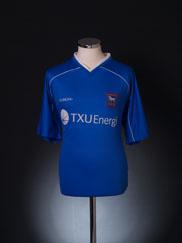 2001-03 Ipswich Home Shirt L