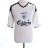 2001-03 Liverpool Away Shirt Gerrard #17 XL