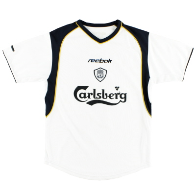 2001-03 Liverpool Away Shirt XL