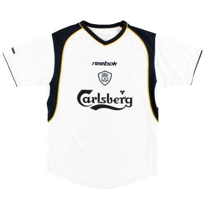 2001-03 Liverpool Reebok Away Shirt XL